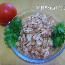 蒜香江虾的做法[图]