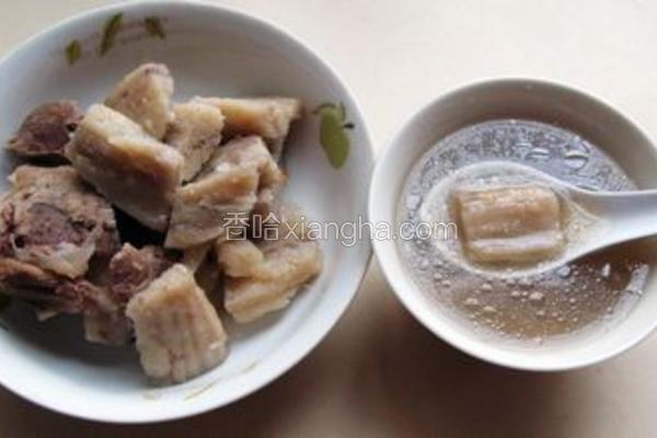 高压锅蒸饭