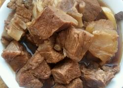 砂锅炖牛肉
