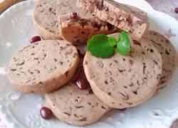 红豆沙饼干