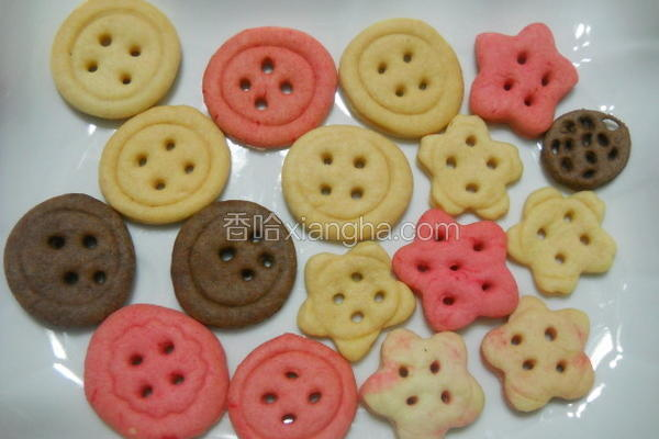 可爱小饼干