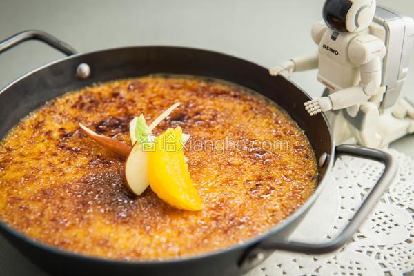 焦糖烤布蕾作法