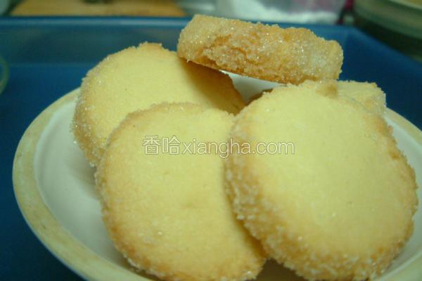 砂糖小甜饼