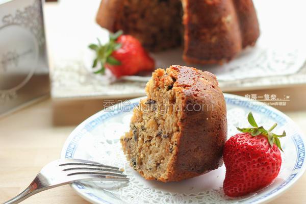 蜂蜜奶茶蛋糕