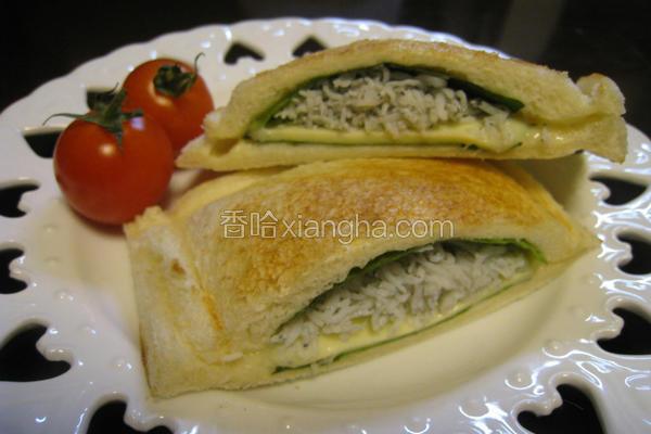 创意三明治