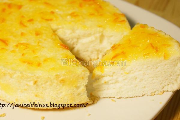 橘天使蛋糕
