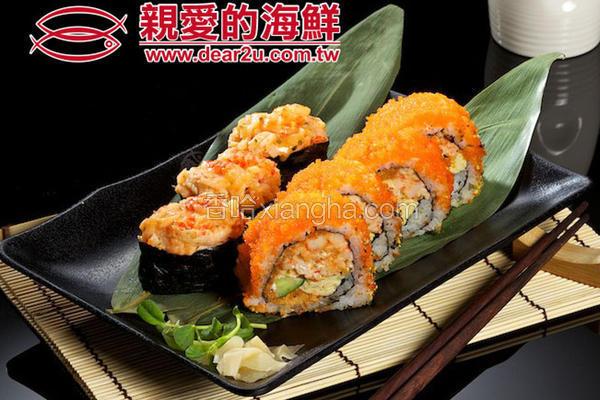 龙虾沙拉寿司