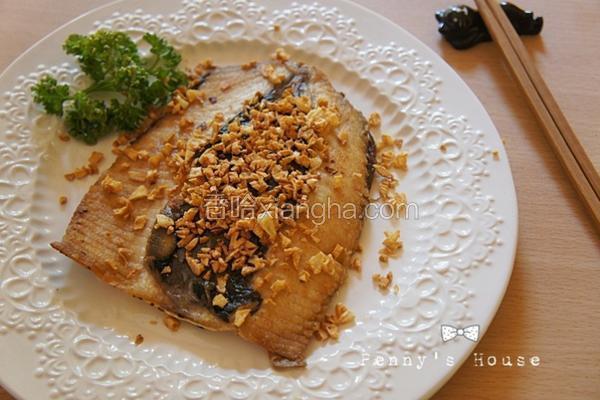蒜酥虱目鱼