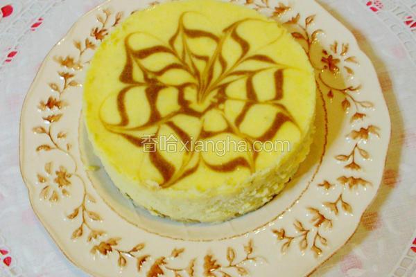 香柠起司蛋糕