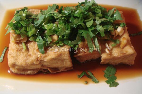低卡油豆腐
