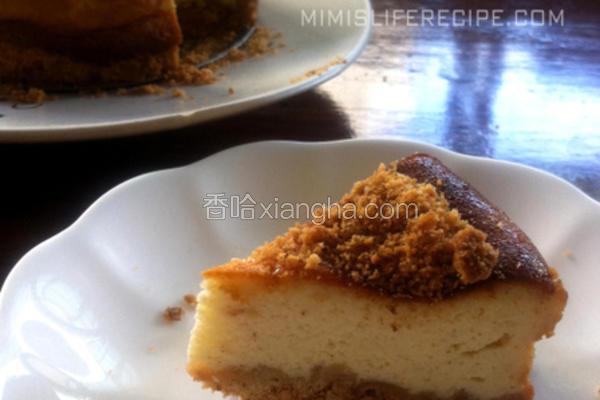 低脂健康起司蛋糕