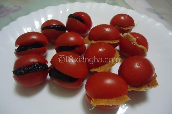 蜜饯/陈皮小番茄