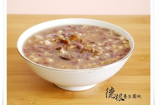 桂圆薏仁红豆汤