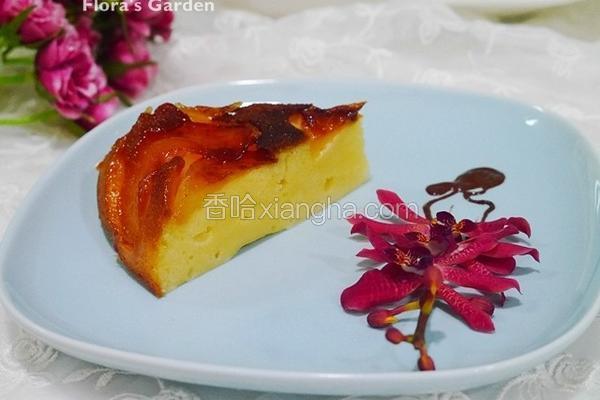 苹果起司蛋糕