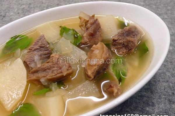 越式牛肉汤