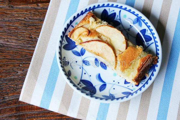 德式苹果温蛋糕