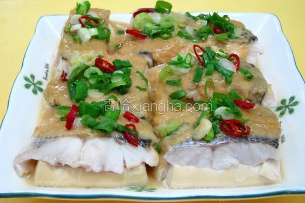 味噌豆腐鱼