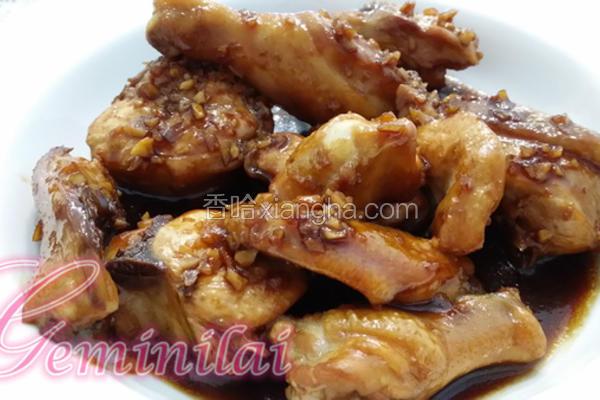椰糖焖鸡肉