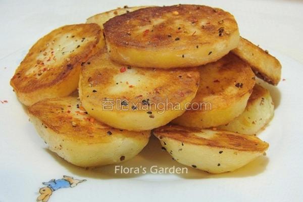 香煎马铃薯