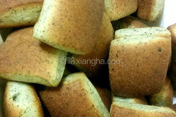 ㄧ口芝麻面包
