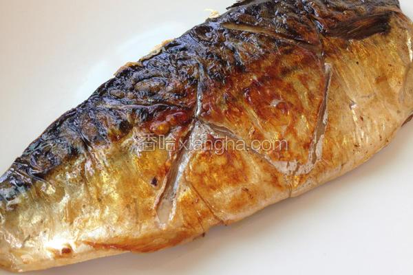 超简易完美煎鱼