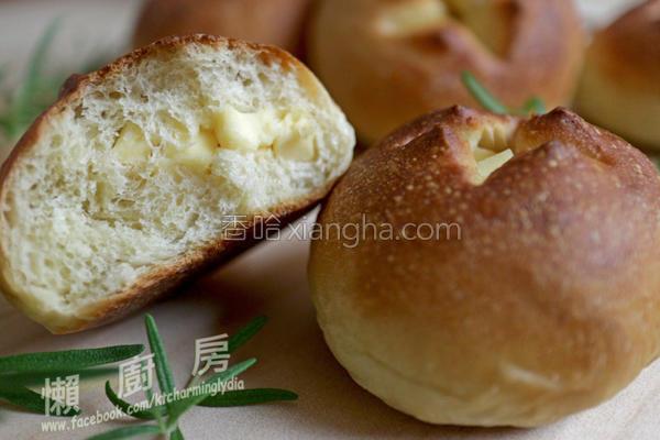 起司丁面包的做法
