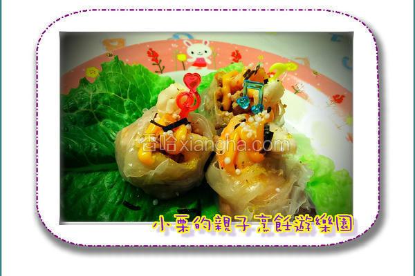 越式春卷虾烧