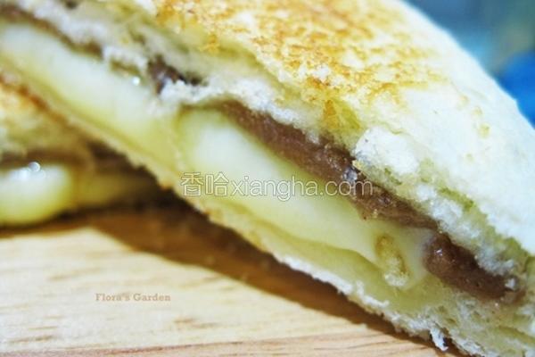 年糕三明治