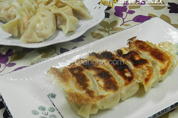 高丽菜水饺