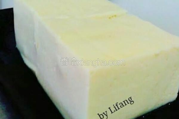 自制滑嫩蛋豆腐