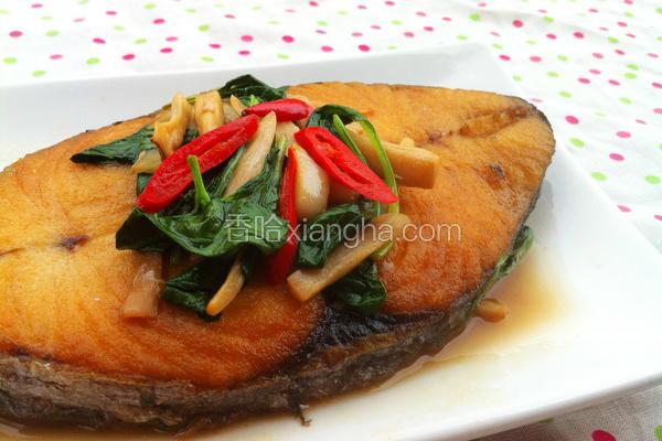 塔香土魠鱼