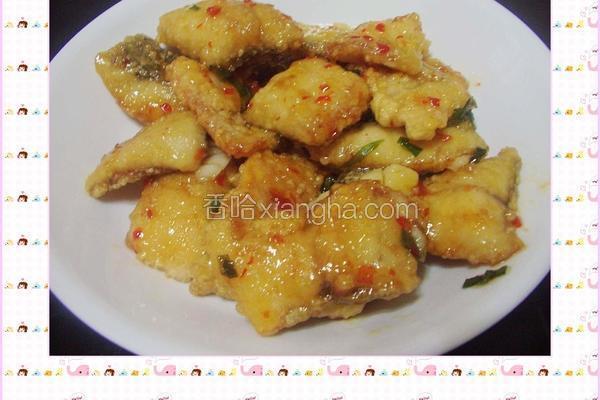 泰式香酥鱼块