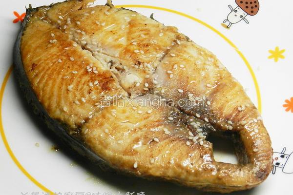 味噌土魠鱼