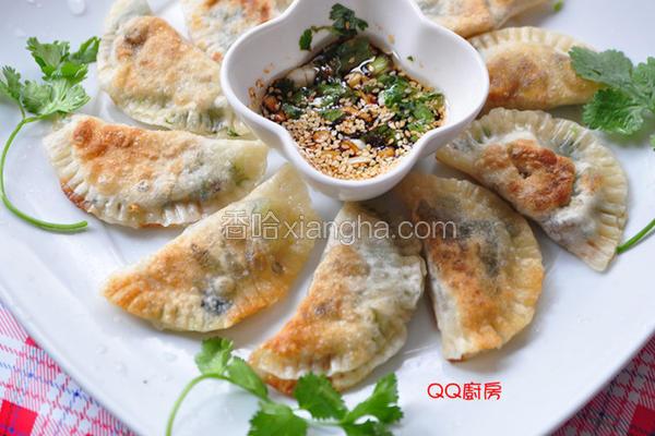 海苔时蔬煎饺