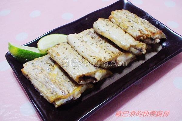 香草白带鱼