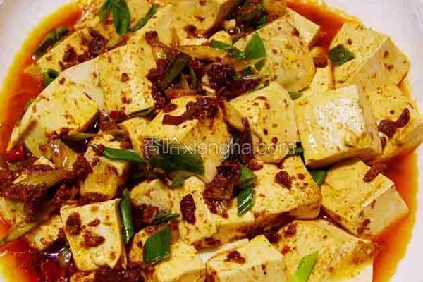 厚生厨房麻婆豆腐