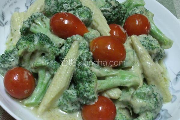 咖哩时蔬果