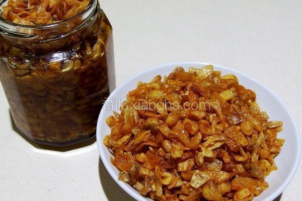 自制油葱酥