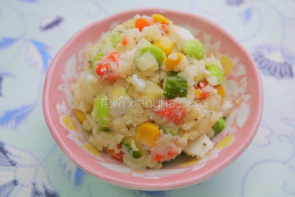 马铃薯沙拉