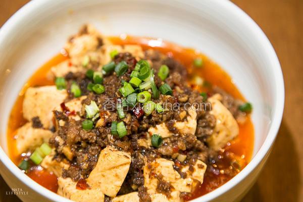 麻婆豆腐下饭秘诀