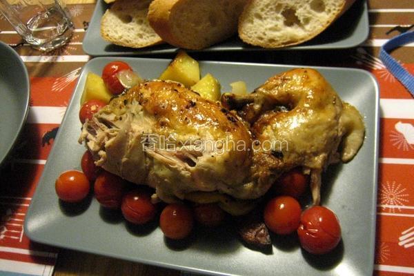 德国香菇鸡