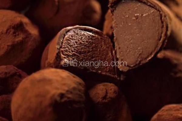 巧克力初阶