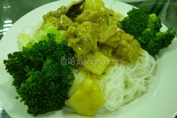 马来西亚咖哩