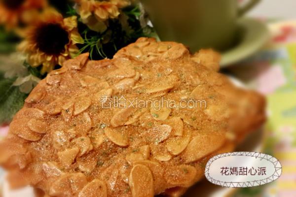 海苔杏仁瓦片