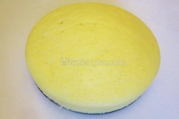 蒸奶油奶酪蛋糕