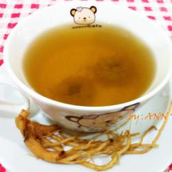 菊花参须茶的做法[图]