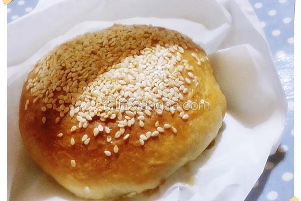 炭烤香福州胡椒饼