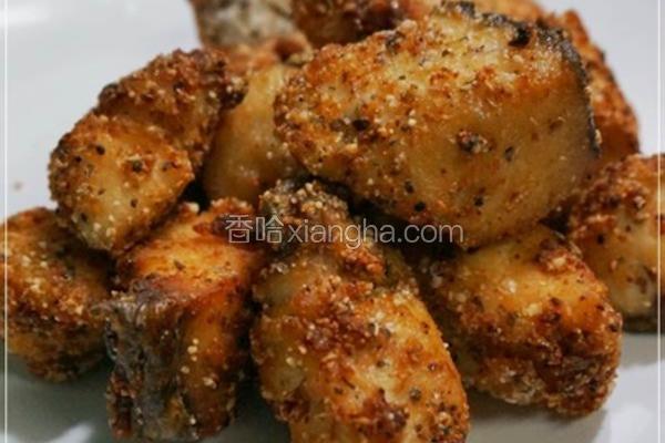 香酥土魠鱼块