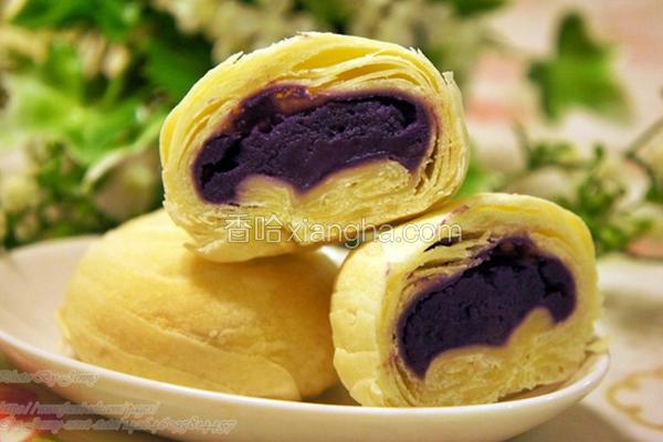 紫心地瓜酥