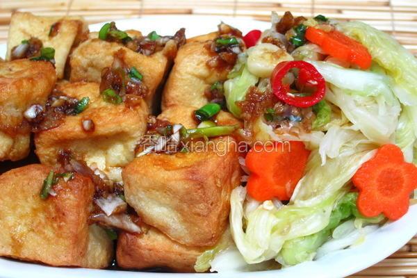泡菜&臭豆腐